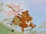 あの「狸の着物」の狸!と焼き芋ノエルの絵!アップで公開!